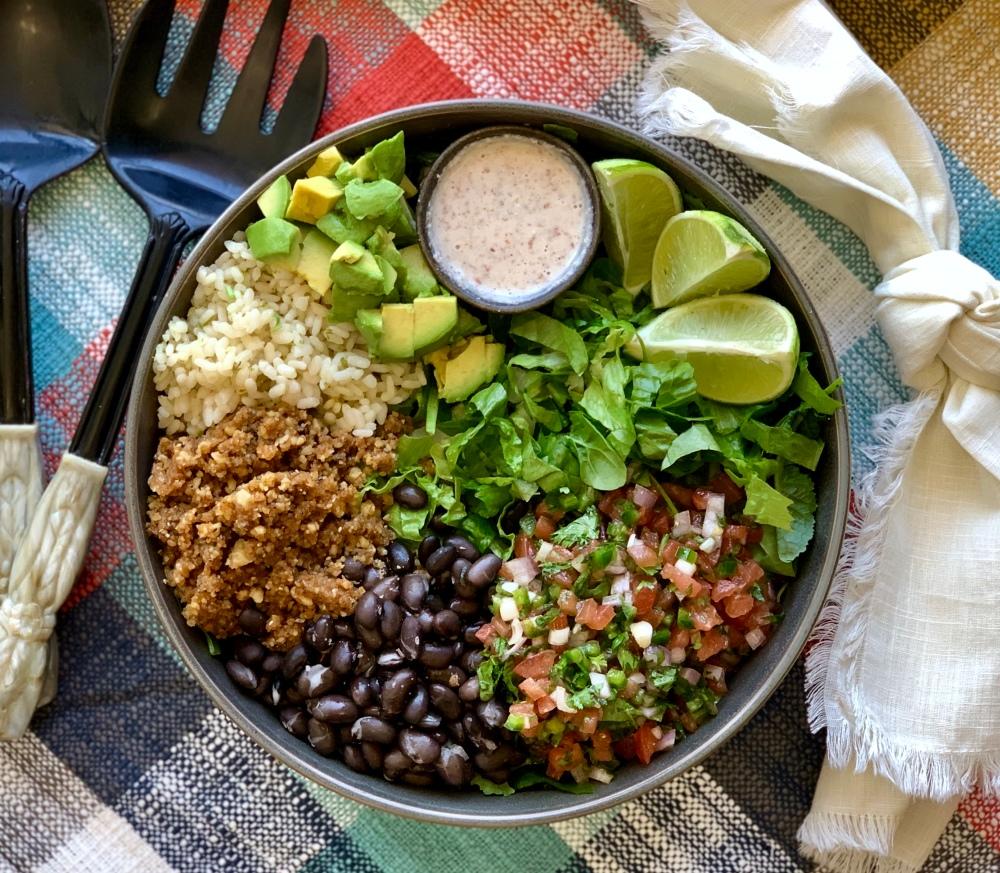 Burrito Bowl Goals